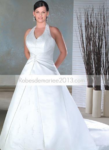 Robe de mariee grande taille a paris
