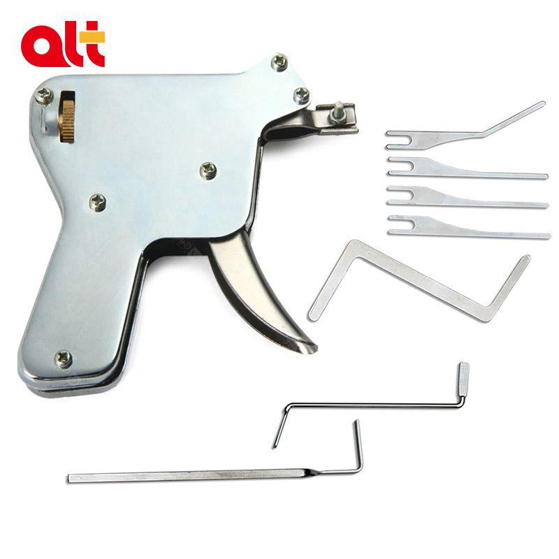High Quality Lock Pick Tools Set Daniu 12 Lock Opener T-Lock Transparent Lock
