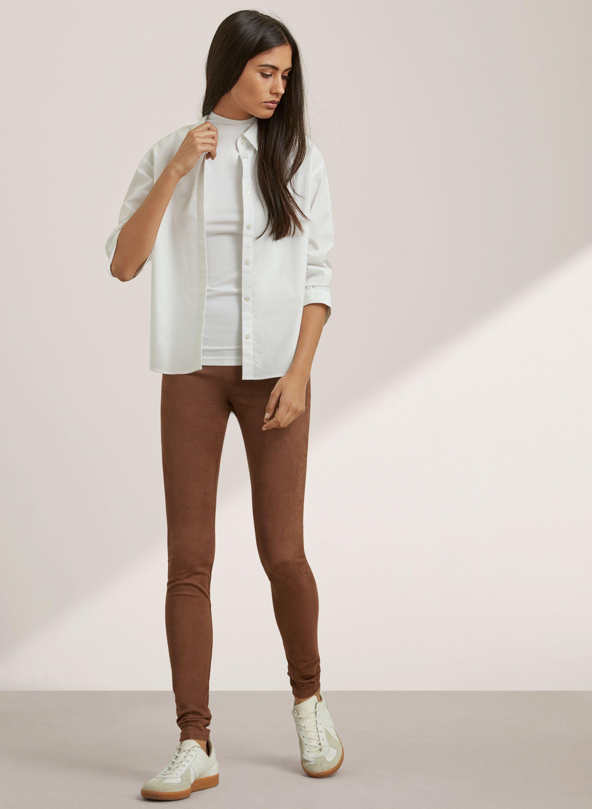 799d183ab496ba Daria pant   My Style   Leggings are not pants, Leggings, Trousers