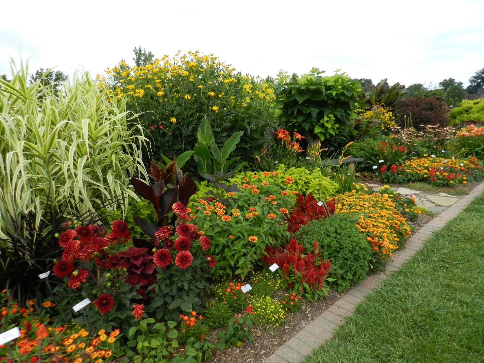 Idea Garden At The University Of Illinois