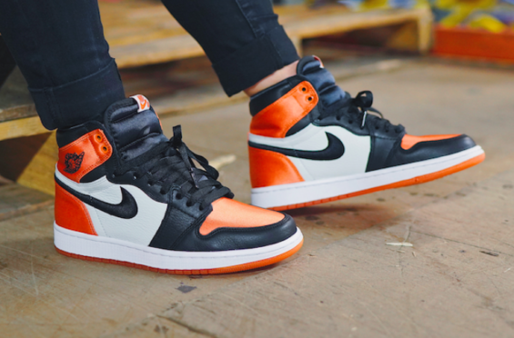 d5b6590919bd0e Air Jordan 1 WMNS Satin Shattered Backboard Dropping This Weekend The Air  Jordan 1 Satin edition