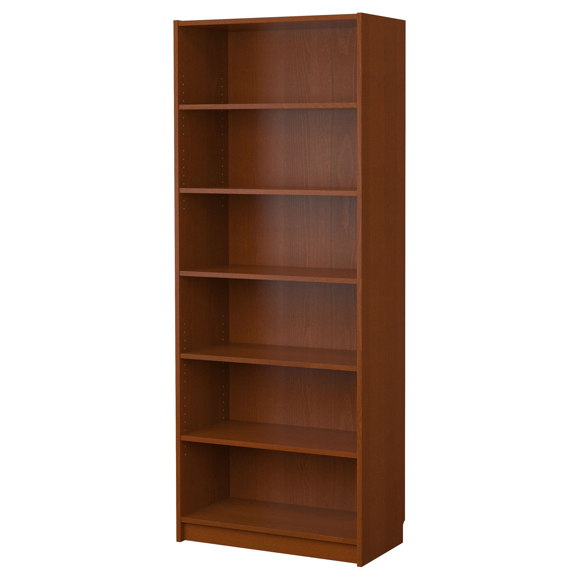 Billy Bookcase Medium Brown Ikea Basement