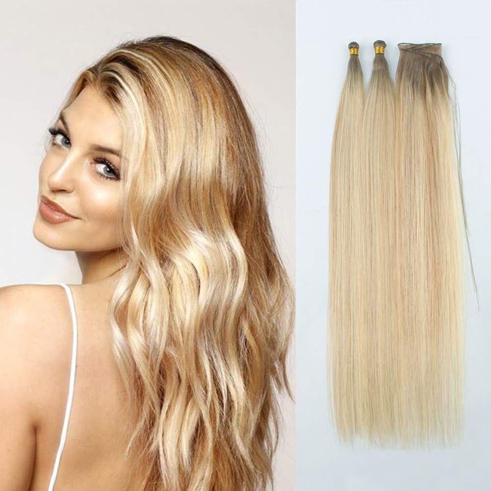 Hand Tied Wefts in 2020 20 inch hair extensions, Tape in