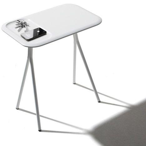 Scallop table. Samuel Wilkinson | Furniture | Pinterest | Mesas