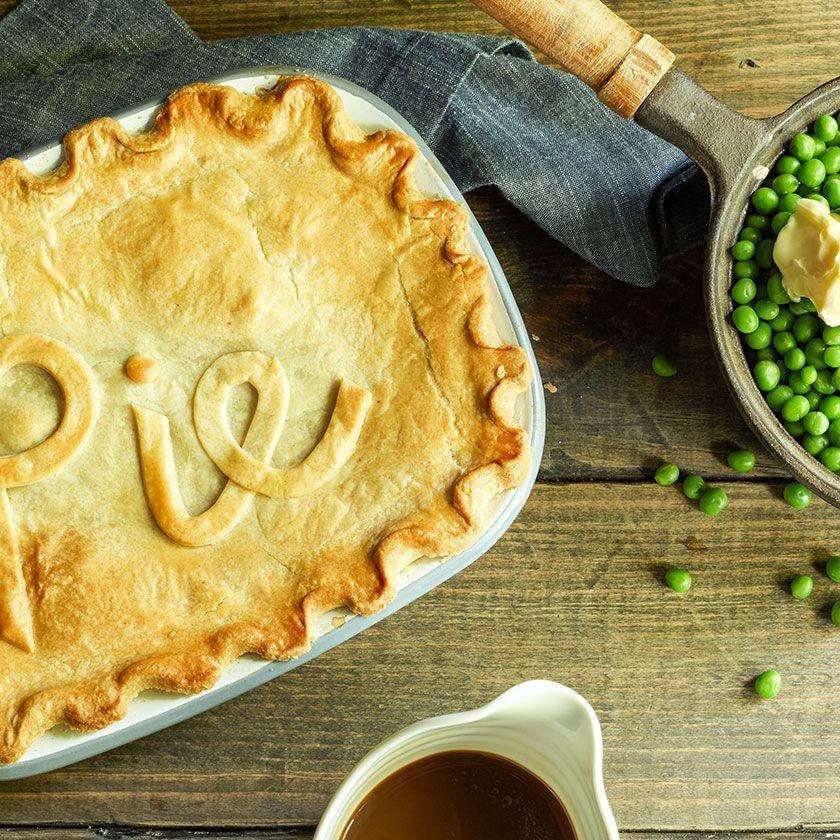 Traditional steak pie | Recipe | Steak pie, Savory dinner ...
