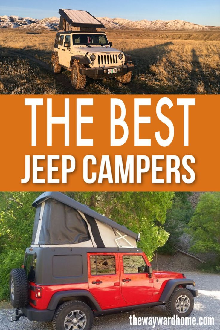 Photo of Jeep camper: A rugged off-grid rig – The Wayward Home