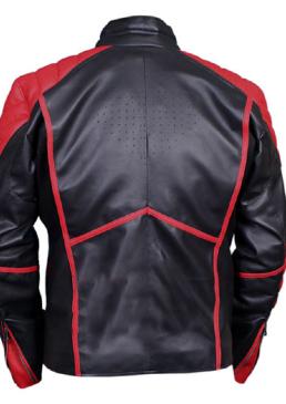 SupermanBlackandRed2 Jackets, Leather, Leather jacket