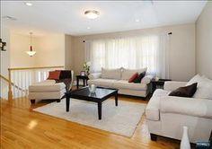 Split Foyer Living Room Decorating | Split-Level Home Design ...