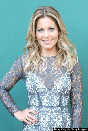 Candace Cameron Bure LIVE #candacecameronburehairstyles