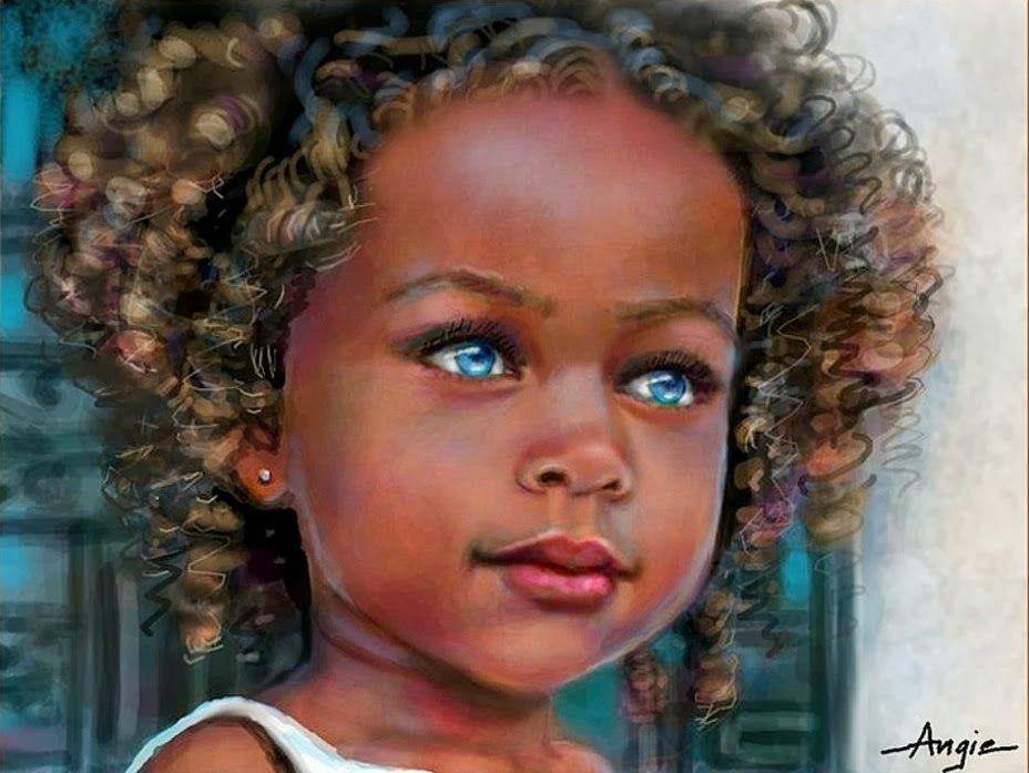 Angie Braun, 1961 ~ Blue Eyes.. | Tutt'Art@ | Pittura * Scultura * Poesia * Musica |