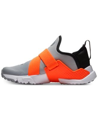 9d13bca49e8e Nike Little Boys  Huarache Extreme Running Sneakers from Finish Line -  Black 1.5