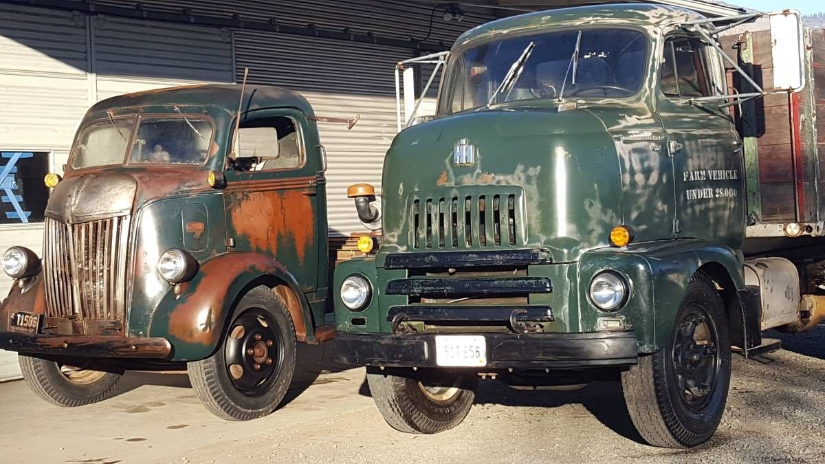 Big Boy Truck Collection Coes Panels And Scouts Trucks Ford