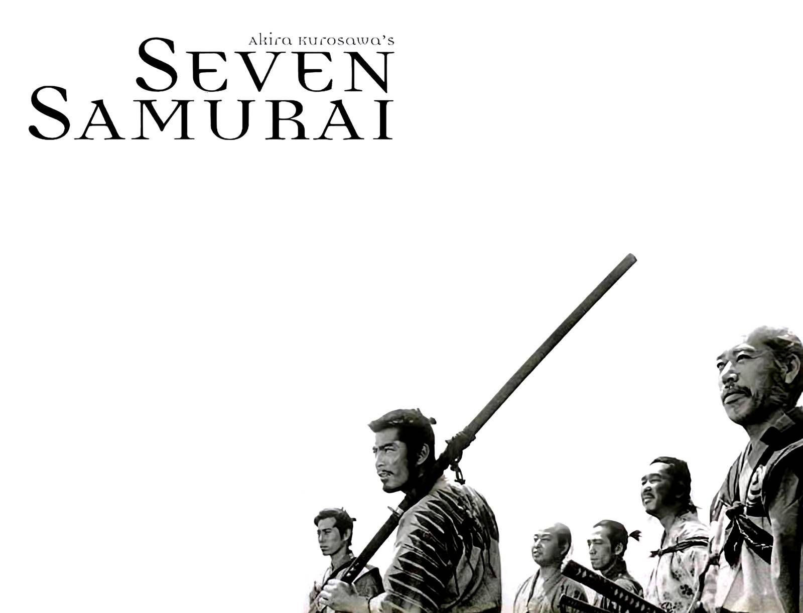 Film Club: Seven Samurai (1954)