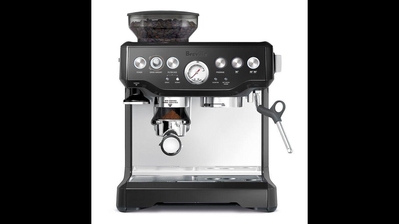 Breville bes870xl review breville espresso maker review