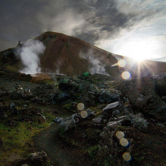 Iceland after RAINNN