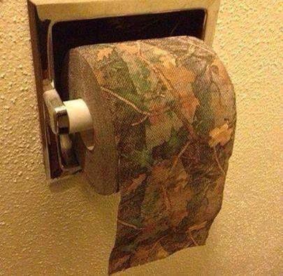 Attrayant A Camo Toilet Paper!!! #toiletpaper #camo #bathroom #country For