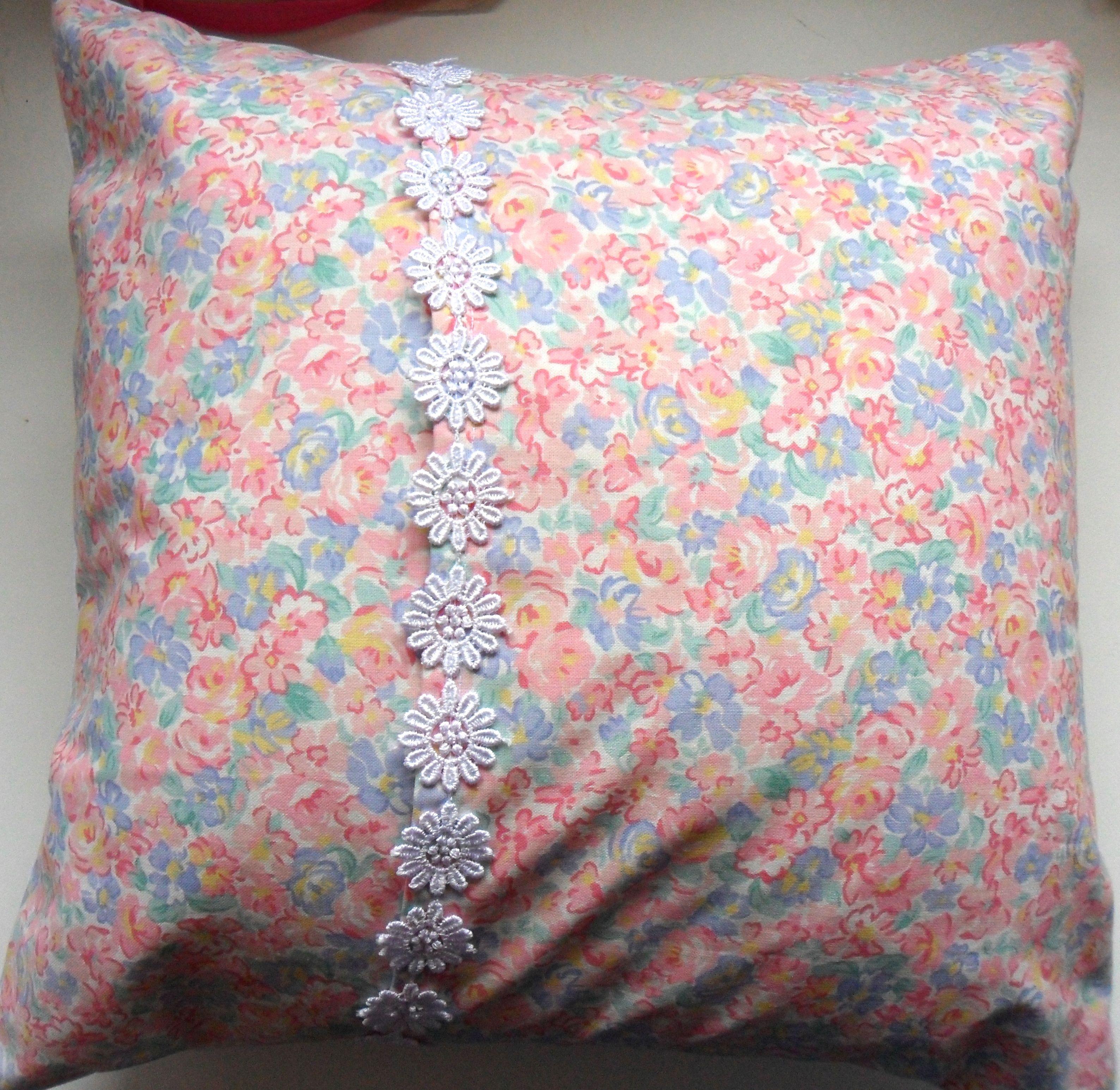 Bronco Fabric Make Pillows