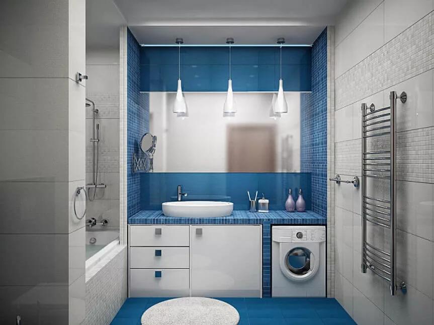 дизайн маленькой ванной комнаты: 4 тыс изображений найдено ...