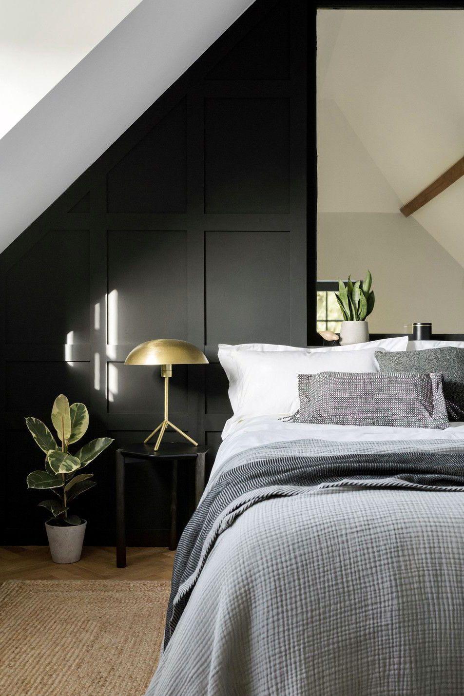 29 Awesome Black Scandinavian Interior Bedroom Design Ideas Scandinavian Interior Bedroom Bedroom Interior Bedroom Design
