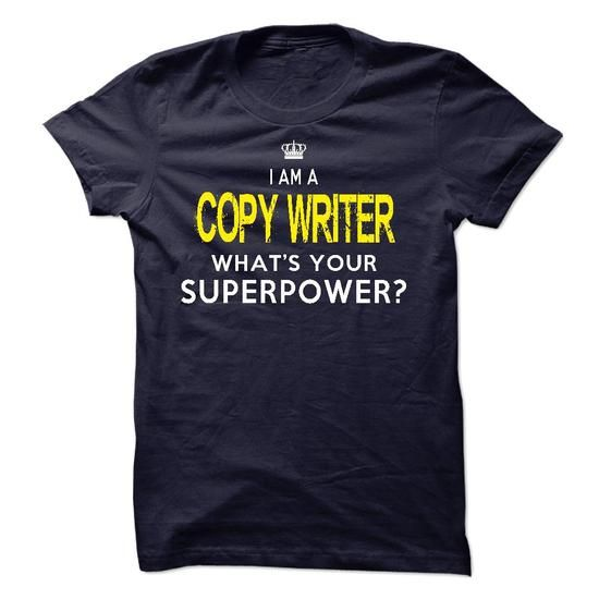 I'm A COPY WRITER T Shirts, Hoodies. Get it now ==► https://www.sunfrog.com/LifeStyle/Im-AAn-COPY-WRITER-31071175-Guys.html?57074 $23