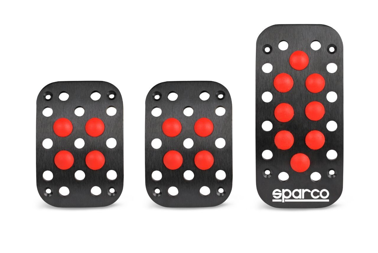 Sparco Pedal Pad Now Exclusively Available At Ff Car Accessories