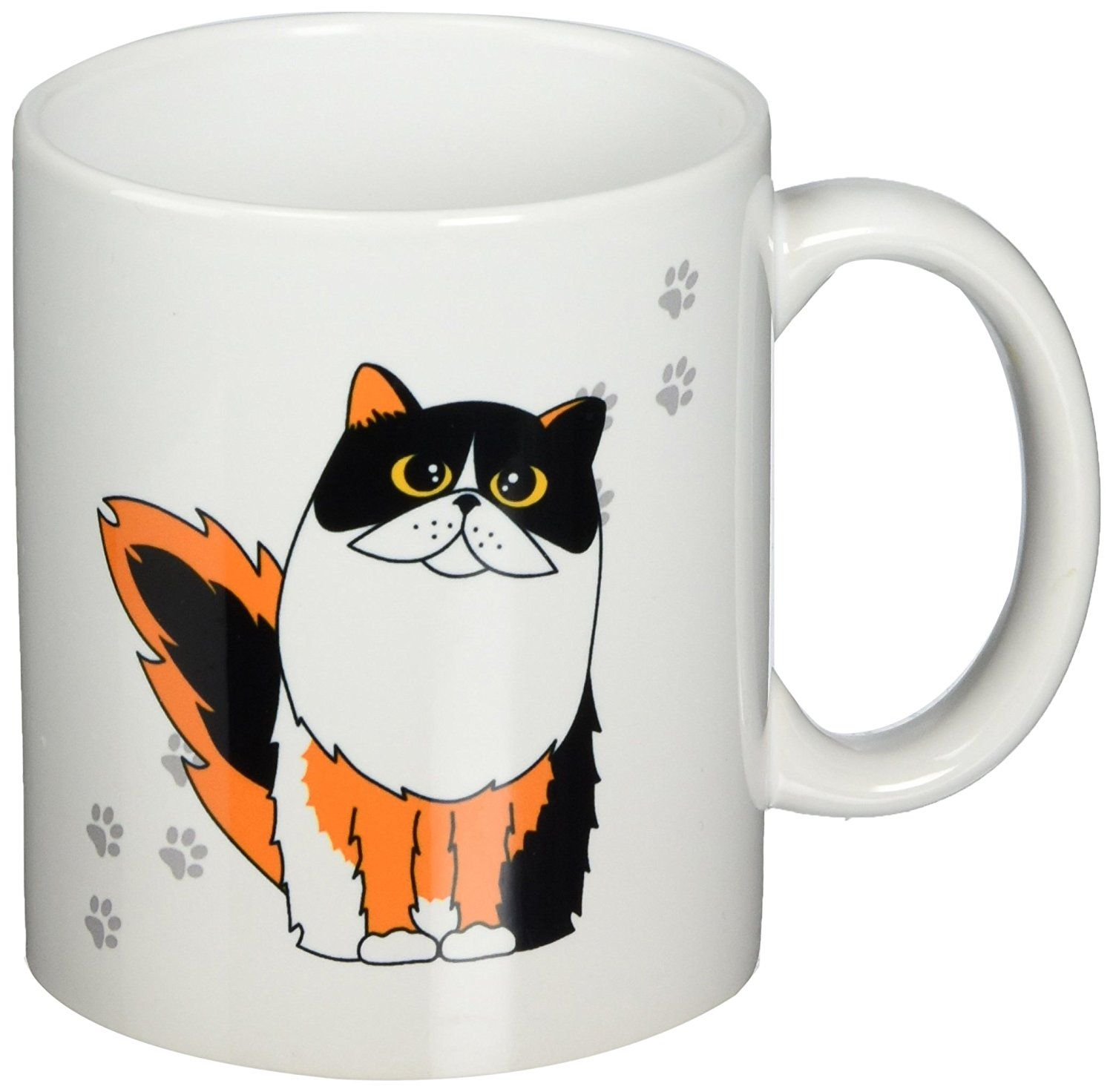 Pin on Cat mug