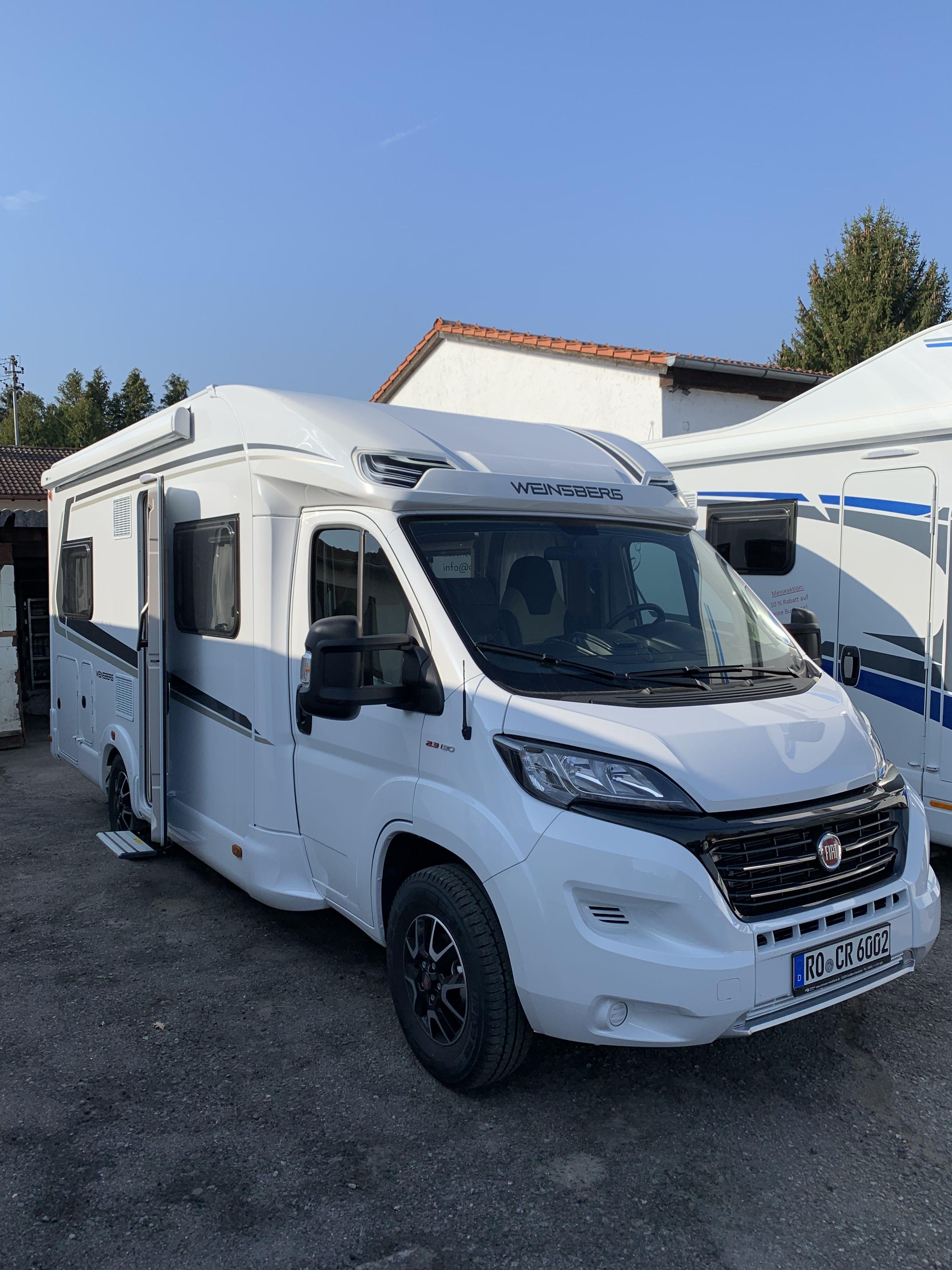 Weinsberg CaraSuite  Wohnwagen mieten, Wohnmobil, Caravan