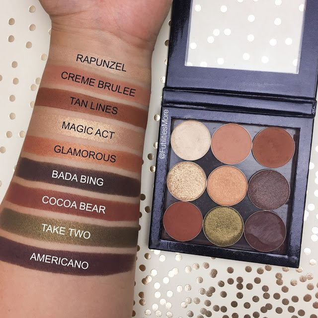 Makeup Geek Palette Inspiration And Idea For Fall