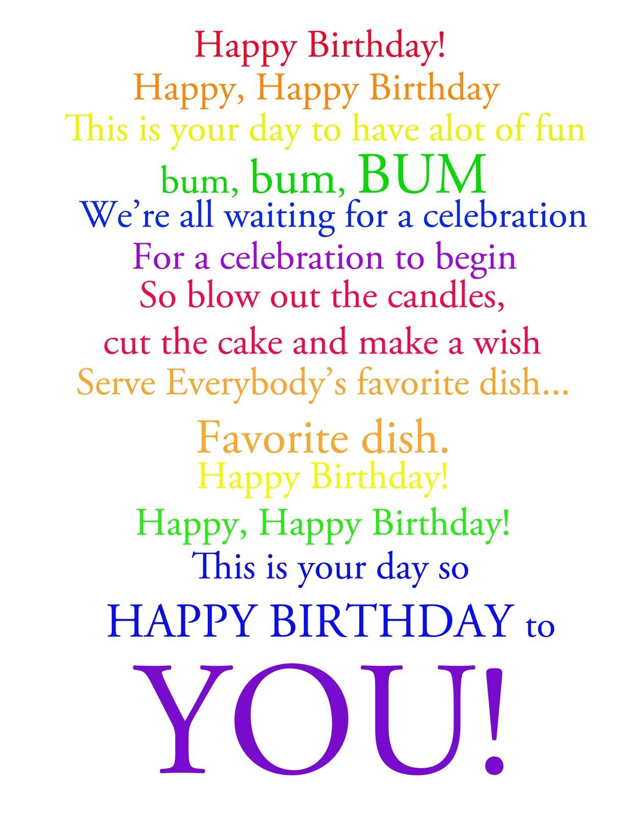 20 Creative Ways to Say Happy Birthday Other ways to say