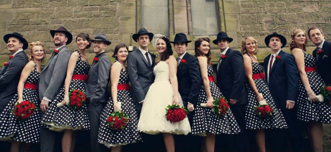 50 S Theme Anyone Weddingbids