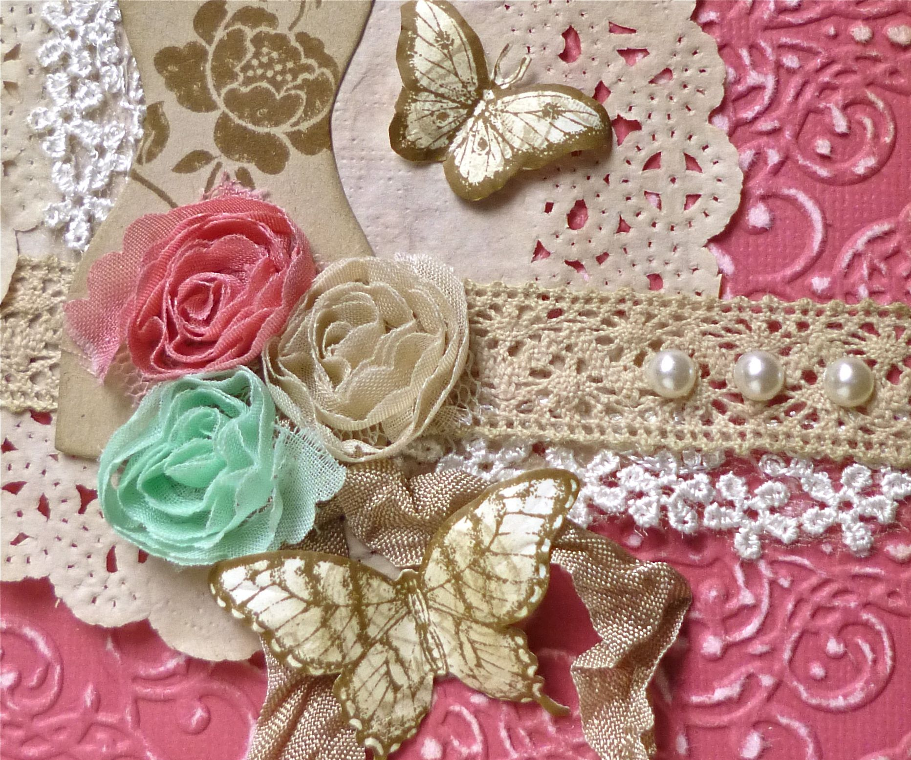 vintage+embelishments | Embellishments Artisan Kit | Chantini's creative space