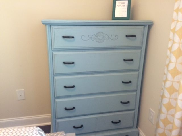 Cabinet Color Lowes Valspar Chalky Paint In Trousseau Blue