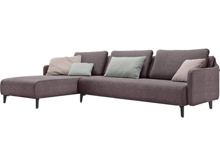 Eckcouch Grau 288cm Ottomane Links Hs 422 Hulsta Sofa In 2020 Sofa Home Decor Furniture