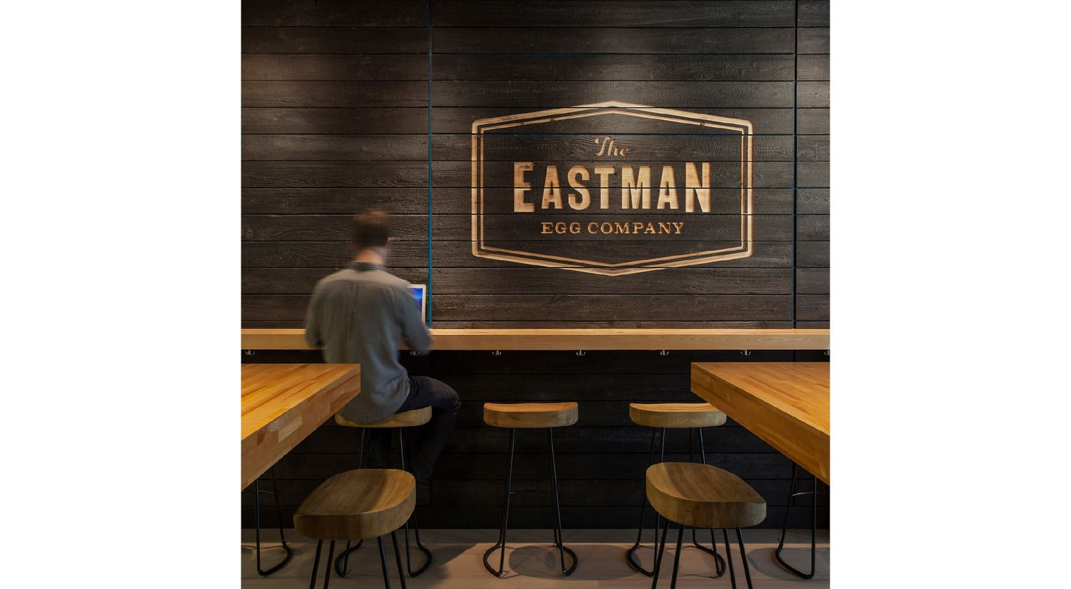 The Eastman Egg Company Woodhouse Tinucci Architects