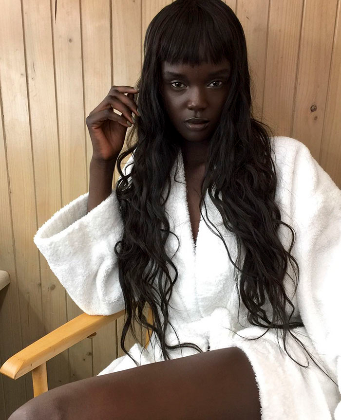 This Barbie-Like Model Quit Her Career For 2 Years After Being Bullied Online, Now She Came Back With The Thun #darkskingirls
