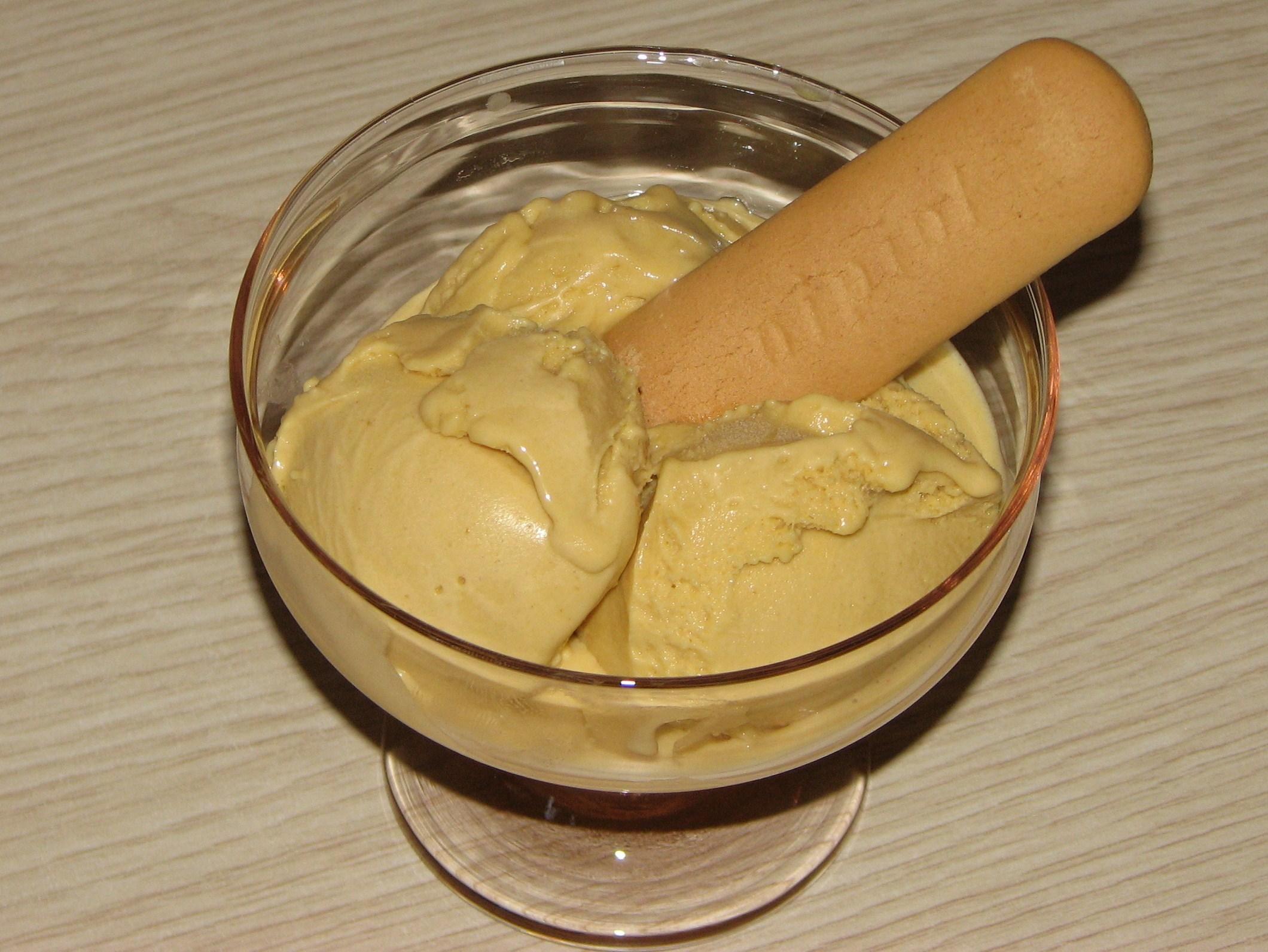 Gelato al biscottino Nipiol | Cucina Con Sara