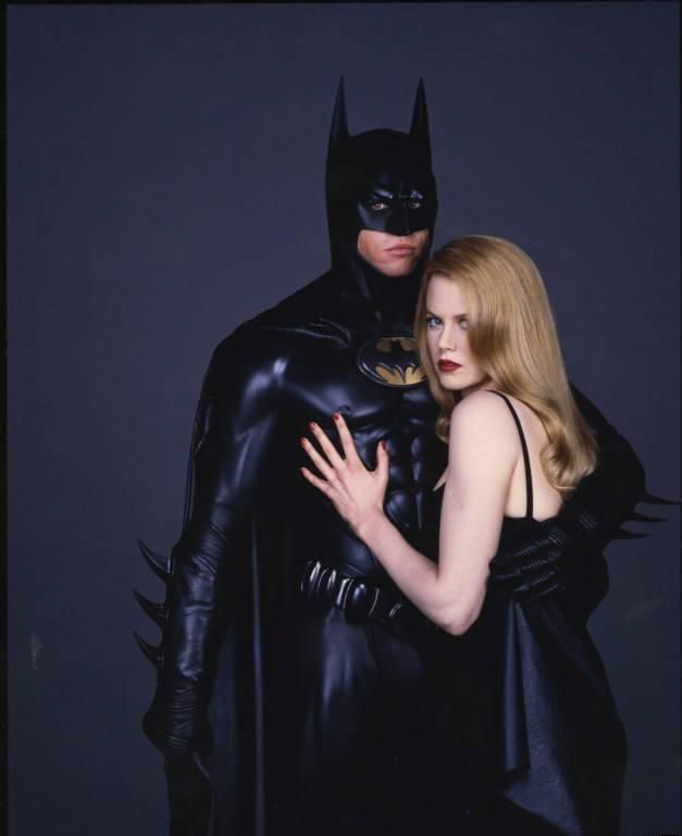 Batman Forever 1995 Black Rubber Batman Batman Film Batman Comics