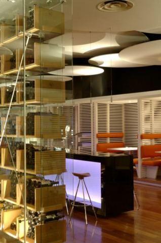 Restaurant Terrasse Renault, Mexico City by Entasis Arquitectos