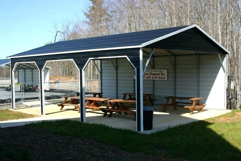 Coast To Coast Carports Loafing Sheds Loafing Shed Custom Metal Buildings Metal Buildings For Sale