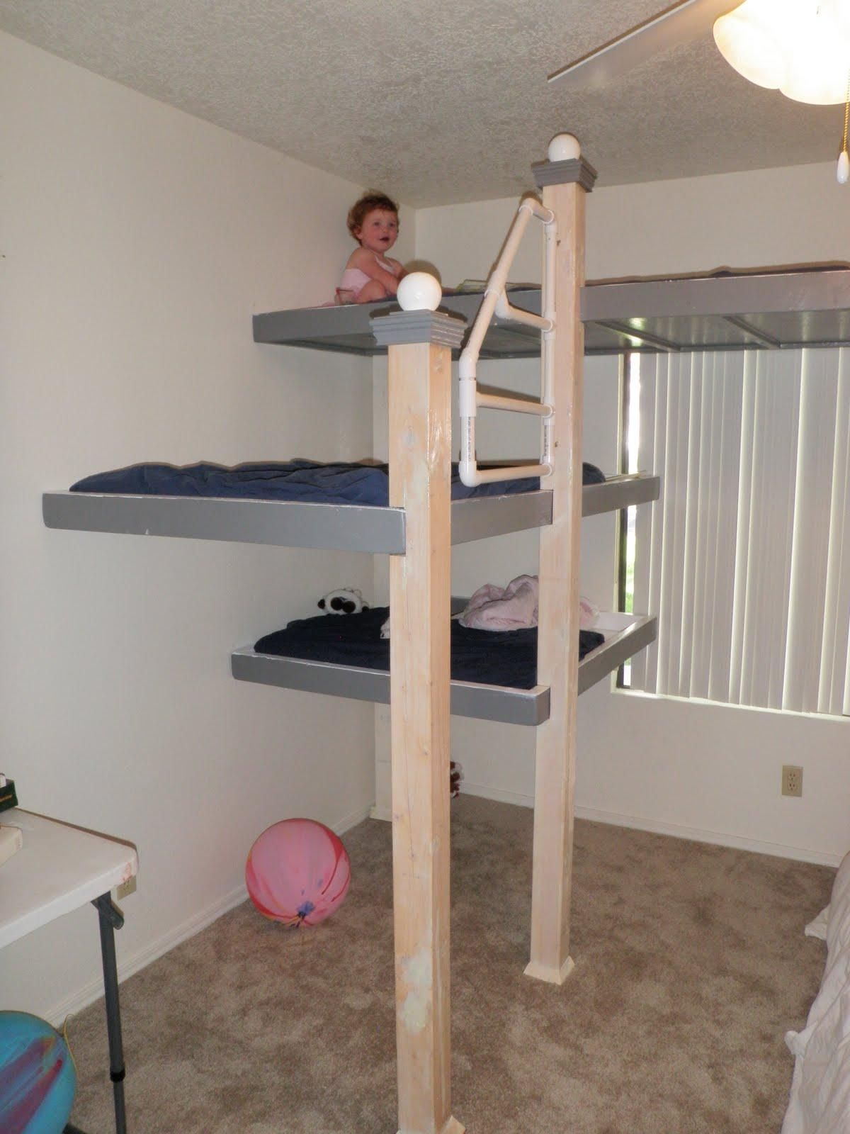 Awesome Modern Bunk Beds With Stairs Coolest In The World Cool