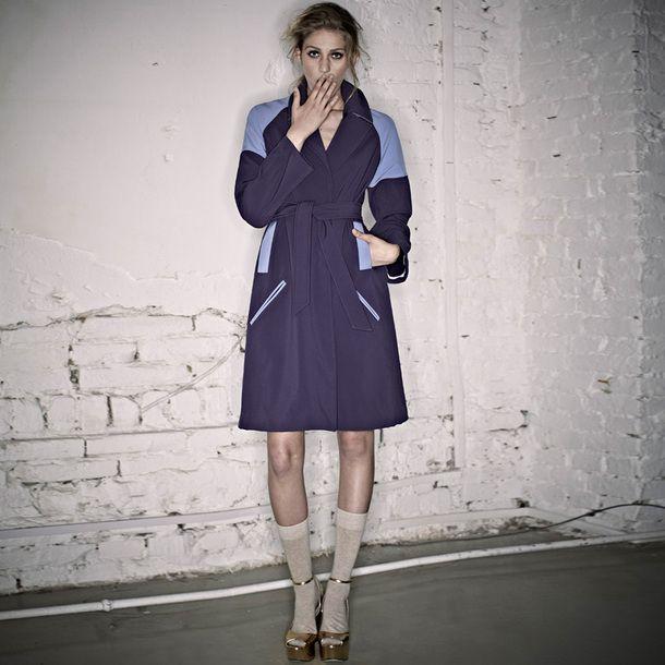 A-Line Scuba Coat