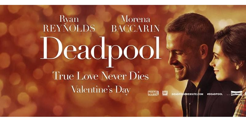 Deadpool Tries To Capture The Valentine S Day Market With A Love