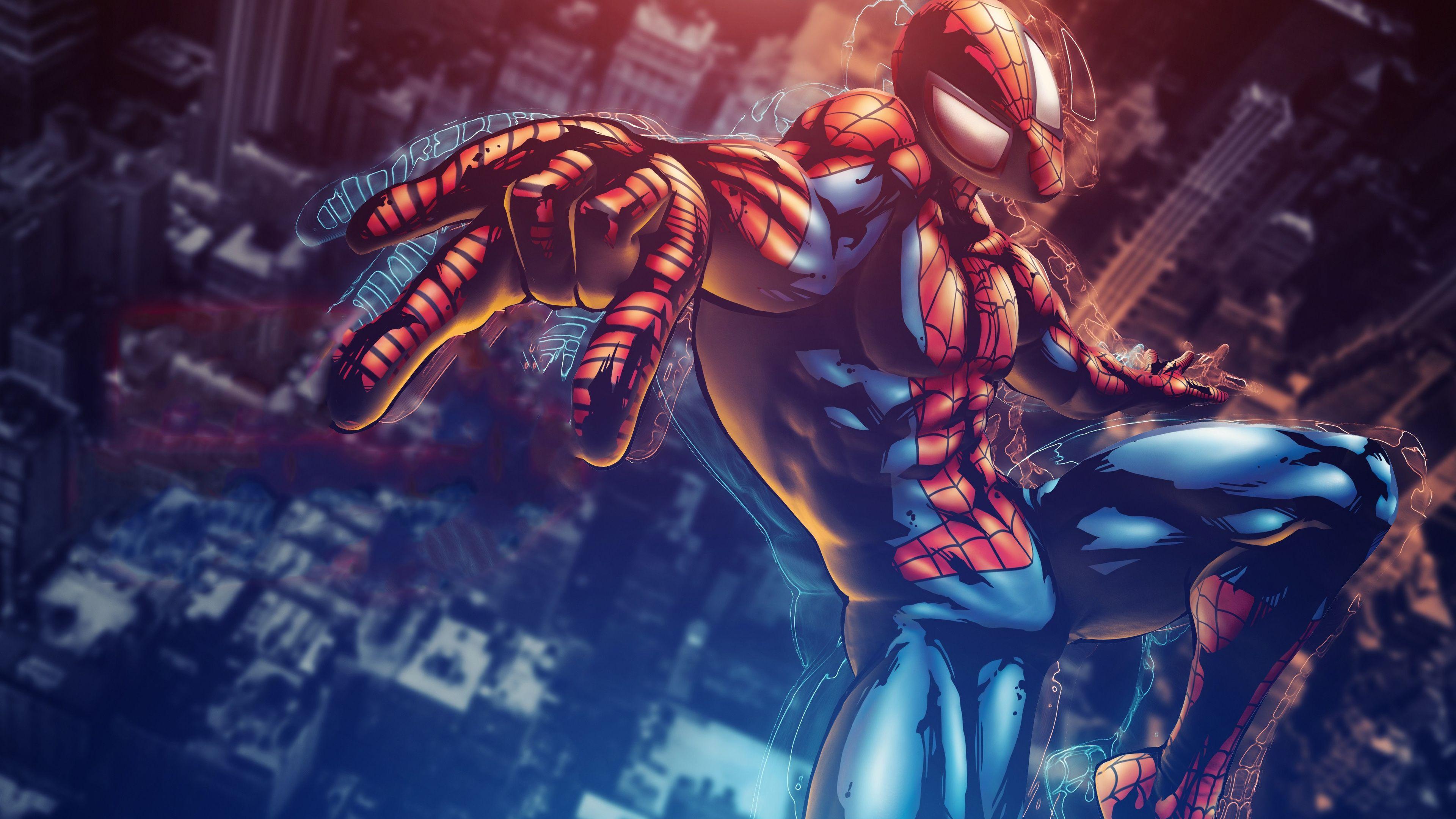 Marvel Vs Capcom 3 Spiderman 4k Spiderman Wallpapers Marvel Vs Capcom Infinite Wallpapers Hd Wallpapers Games Wallpaper Spiderman Superhero Marvel Spiderman