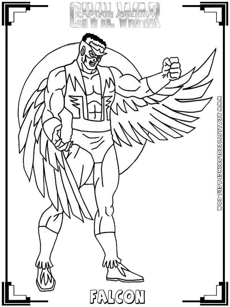 - Captain Falcon Coloring Pages Gallery