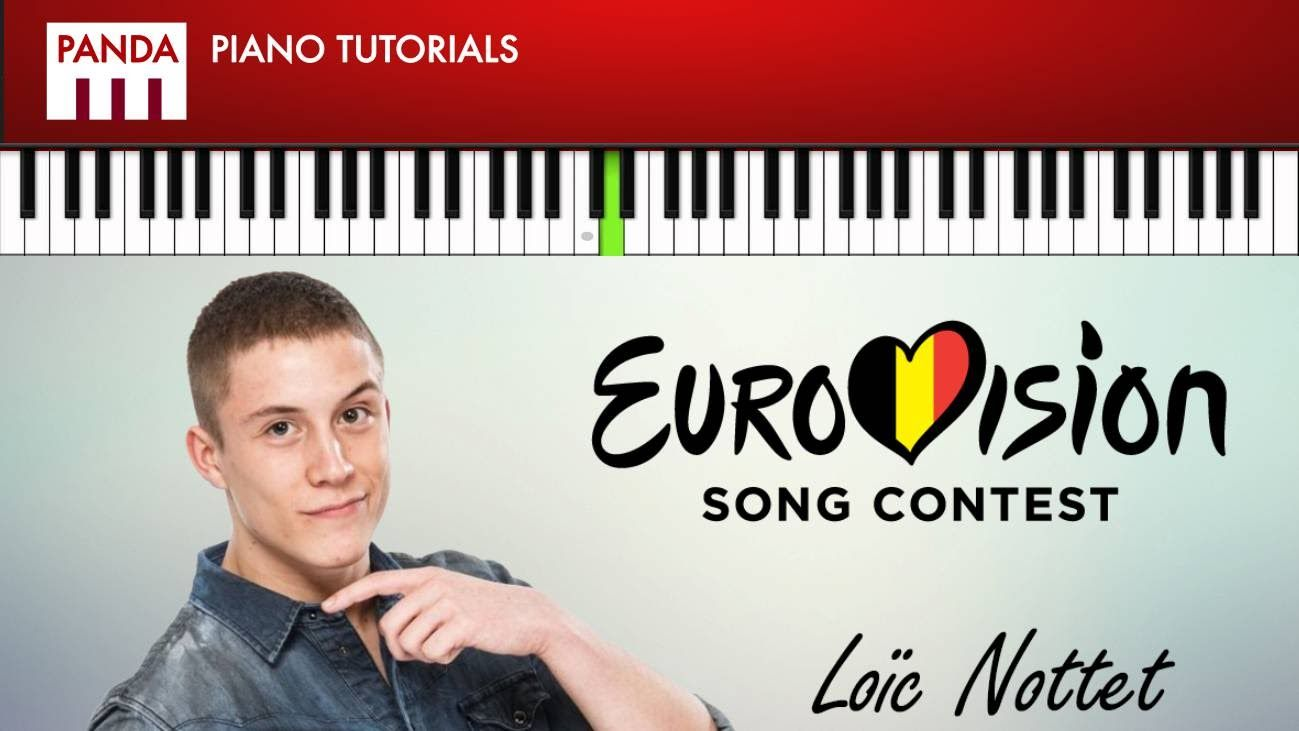 Loic nottet rhythm inside how to play piano tutorial chords loic nottet rhythm inside how to play piano tutorial chords melody hexwebz Images