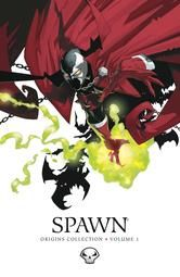 Spawn Origins Collection Volume 1 ebook by Todd McFarlane