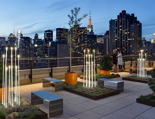 Udr Apartments View 34 Rent In Nyc Apartment View Roof Landscape