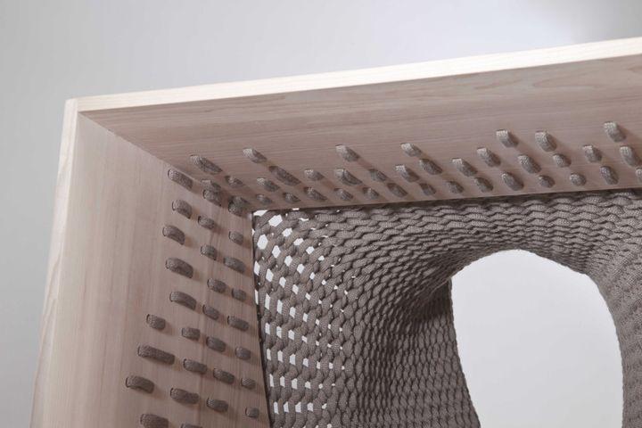 Experimental / hybrid furniture by Kata Monus furniture 2