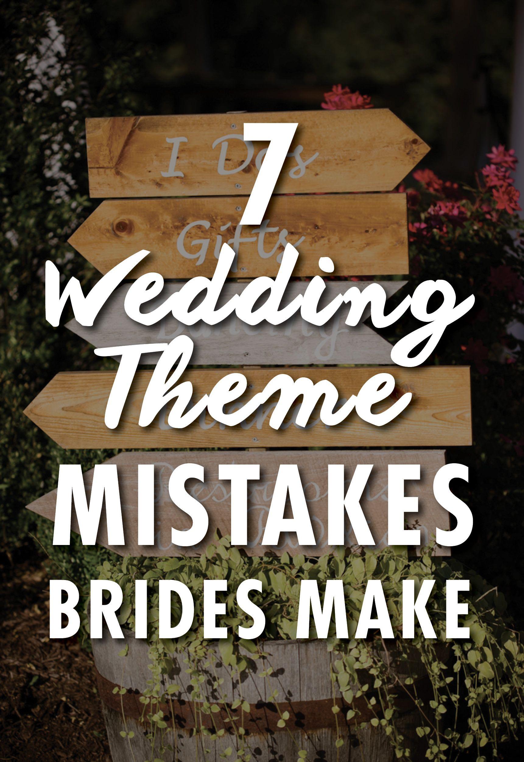 How To Choose A Wedding Theme Life Weddings Tips Advice