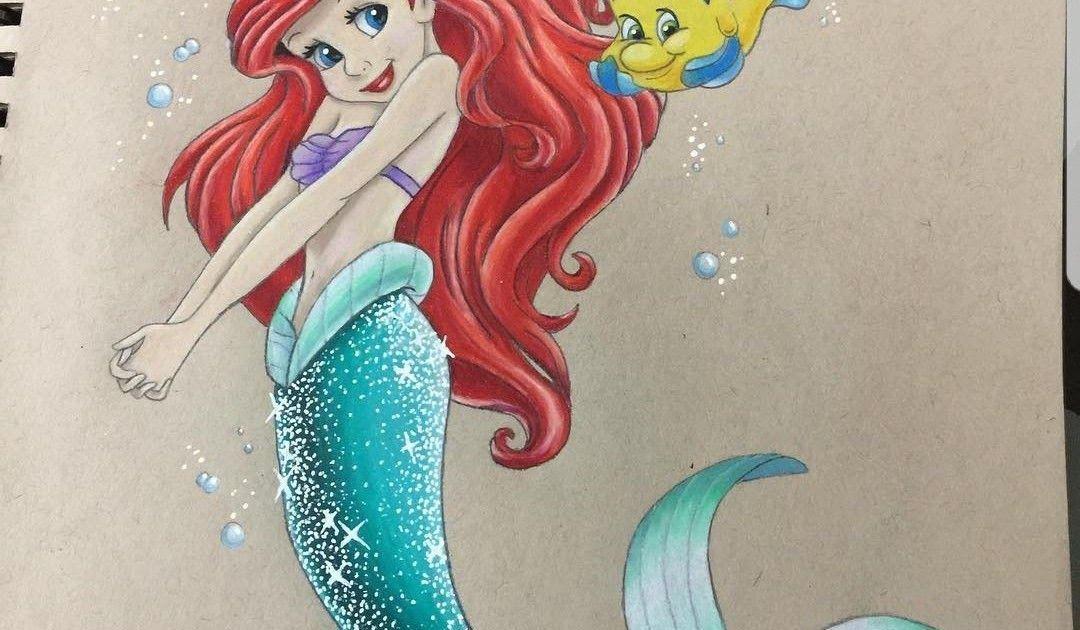 The Little Mermaid Little Mermaid Drawings Mermaid Drawings Little Mermaid Colored Pencil Dra Little Mermaid Drawings Mermaid Drawings Mermaid Coloring Pages